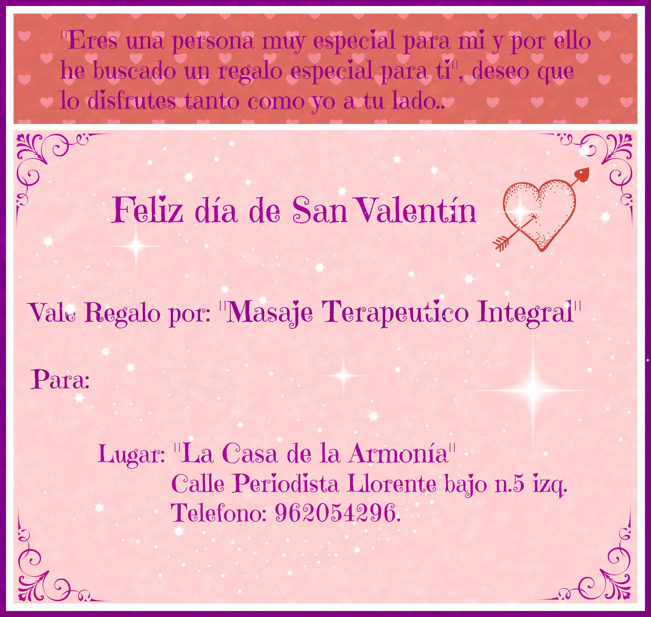 Sugerencias para el d a del amor - Regalo original san valentin ...