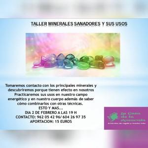 taller minerales 2018